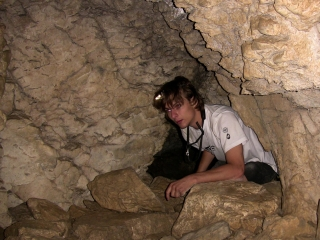 Jeskyně Obłazkowa