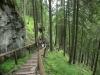 Cesta od jeskyně Mrźona