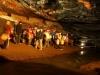 Prohlídka v jeskyni