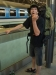 V praze na nádraží již někteří začali býti unavení