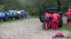 Příprava do jeskyně  Dymnica