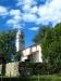 Kostelík ve vesničce Slivje